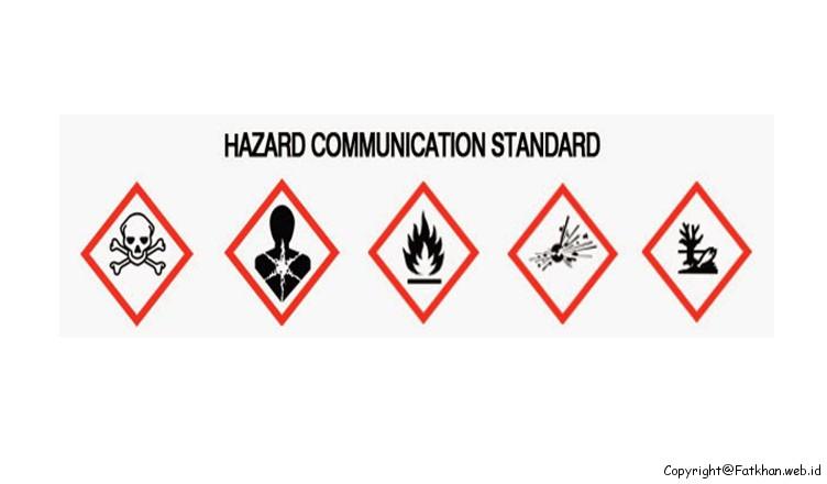Komunikasi Bahaya Hazard Communication Fatkhan Web Id